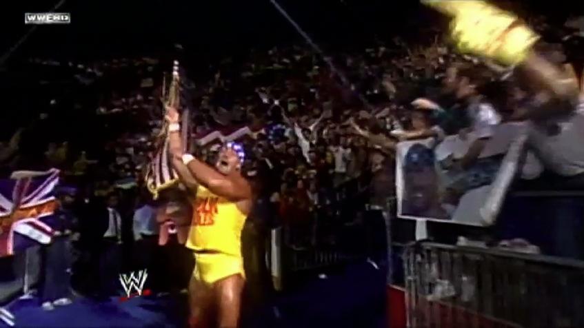 80s Wrestling Series