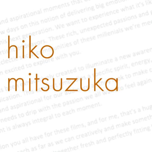 Hiko Mitsuzuka – Writer